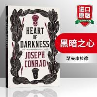 黑暗之心 英文原版小说 Heart of Darkness Joseph Conrad 瑟夫康拉德 英文版进口英语书籍正