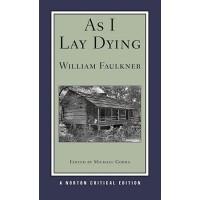 【预订】As I Lay Dying 9780393931389