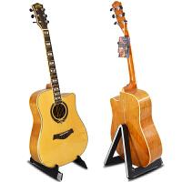 木吉他架子 民谣吉他支架 琴架 智能可折叠吉他架立式