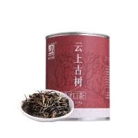 【领�涣⒓�50元】元正传统滇红古树红茶云南凤庆大叶种滇红特级茶叶罐装150g
