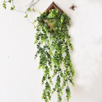 墙面装饰挂件餐厅卧室创意餐厅壁挂花篮墙上温馨房间挂墙装饰品