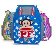 全国包邮大嘴猴小学生3-6年级书包男女儿童减负护脊双肩背包PKY2061