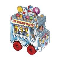 Mini Wheels: The Ice Cream Truck 迷你车系列:冰激凌售卖车(卡板书) ISBN9780