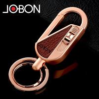 汽车钥匙扣挂件商务男士腰挂钥匙链环圈个性创意礼品女