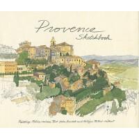 【预订】Provence Sketchbook 9789814217675