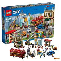 当当自营 乐高LEGO城市组City系列60200城市中心广场