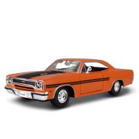 1:24普利茅斯CTX汽车模型仿真合金老爷车模型速度与激情8 普利茅斯老爷车 橙色098