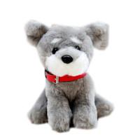 仿真狗狗毛绒玩具公仔小狗布娃娃玩偶可爱送儿童生日礼品礼物