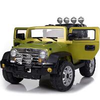 儿童电动车越野宝宝玩具车可坐双驱遥控车四轮汽车婴儿童车