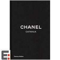 服装设计作品图书籍 Chanel Catwalk 香奈儿 T台秀 服装画册