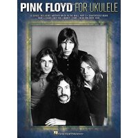 【预订】Pink Floyd for Ukulele 9781480392861