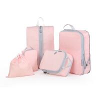 行李箱分装袋衣物收纳袋整理袋内衣包旅游收纳旅行收纳袋套装