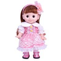仿真洋娃娃玩具女孩婴儿玩偶会说话的娃娃智能对话睡眠安抚