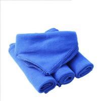 麂皮巾擦车布洗车毛巾汽车超细纤维易清洗抹布加密加厚吸水擦车巾洗车布专用品 颜色随机