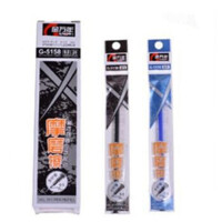 金万年 G-5158 磨擦笔替芯 0.5MM中性笔芯 摩磨擦笔芯 摩擦笔笔芯