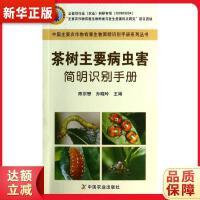 中国主要农作物有害生物简明识别手册系列丛书:茶树主要病虫害简明识别手册 陈宗懋,孙晓玲 9787109182929 中