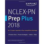 【预订】NCLEX-PN Prep Plus 2018: 2 Practice Tests + Proven Stra