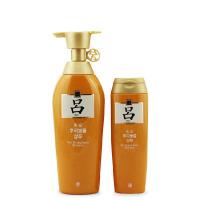 韩国黄吕洗发水套装洗发水400ML+洗发水180ML