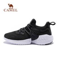 【满259减200元】camel运动鞋情侣款耐磨透气减震跑步鞋学生休闲鞋旅游跑鞋