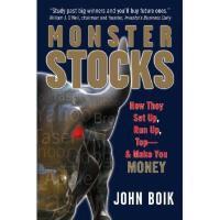 【预订】Monster Stocks: How They Set Up, Run Up, Top and Make Yo