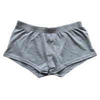 低腰男士平角内裤男式宽松居家运动短裤阿罗裤头