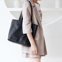 包包女包2019新款头层牛皮托特包大容量真皮单肩手提大包