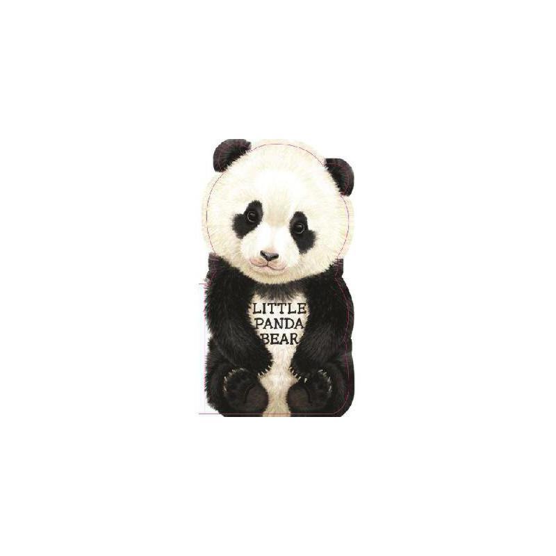 【预订】Little Panda Bear 美国库房发货,通常付款后3-5周到货!