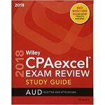 【预订】Wiley Cpaexcel Exam Review 2018 Study Guide: Auditing A