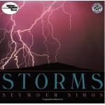 Storms (Smithsonian Collins, Rainbow Reading) 科学博物馆:风暴 (美国彩虹阅读好书榜) ISBN 9780688117085