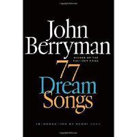 【预订】77 Dream Songs: Poems
