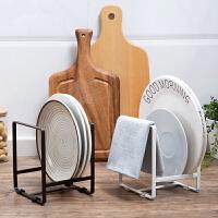 厨房台面盘子架碗盘架子置物架多功能落地碗碟架沥水架盘架收纳架