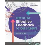 【预订】How to Give Effective Feedback to Your Students, Second