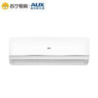 AUX/奥克斯空调 1匹定速冷暖空调挂机 KFR-25GW/NFW+3