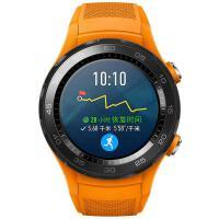 【当当自营】华为 WATCH2 二代智能运动手表 蓝牙通话 GPS心率NFC支付 活力橙 4G版(可插卡)
