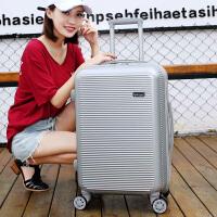 韩版拉杆箱20寸行李箱万向轮男学生行李箱密码箱女小清新旅行箱子