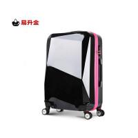BSD 拉杆箱包万向轮旅游箱 方男女镜面登机旅行箱大学生行李箱
