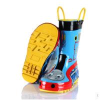 托马斯男童雨衣雨鞋套装男童雨伞雨鞋雨靴套装小男孩雨披儿童雨具