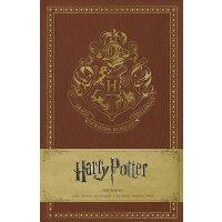 Harry Potter Hogwarts Hardcover Ruled Journal 英文原版 哈利波特:霍格沃