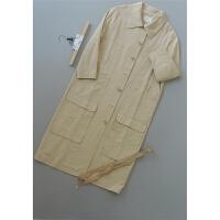 [28-206]1399新款女士风衣外套女装风衣0.87