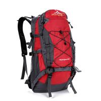 户外户外登山包男女双肩背包徒步旅行运动包学生包40L