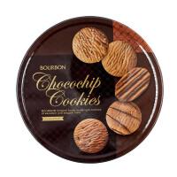 【爆品直降】波路梦Bourbon听装什锦巧克力味饼干318g(日本进口 盒)