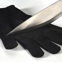 手套钢丝手套特种兵厚款5级