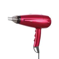 欧点(oudim)吹风机 家用电吹风大功率冷热调节恒温护发负离子 BOC-6619 红色