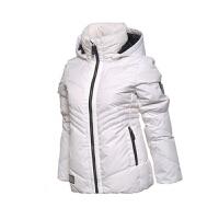 李宁羽绒服女子LNG休闲舒适短款羽绒服运动上衣外套LYML012