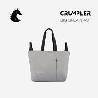 CRUMPLER澳洲小野人BIG BREAKFAST手提包单肩包商务出差专用