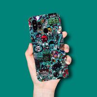 卡通小米8青春版手机壳8se屏幕指纹版八lite探索版小米6x磨砂硬壳note36个性创意六网红 小米8【绿底】全包硬