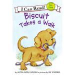 【预订】Biscuit Takes a Walk