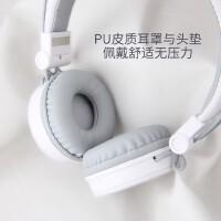 ROCK/洛克 Y10立体声头戴耳机手机线控耳塞安卓苹果电脑通用带麦