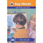 Key Words: 3b Boys and girls 关键词3b:男孩和女孩 ISBN 9781409301189
