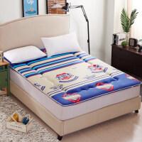 床垫1.8m床褥子1.5m双人垫被褥0.9米1.2m海绵榻榻米学生宿舍单人